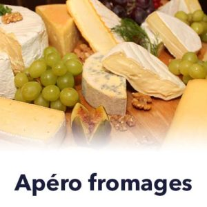 Apéro fromages