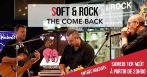 Concert Soft & Rock St-Marcellin